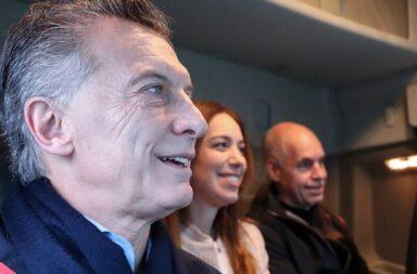 """Macri le pidió a Larreta que Vidal sea candidata en provincia de Buenos Aires y que evite las """"internas innecesarias"""""""
