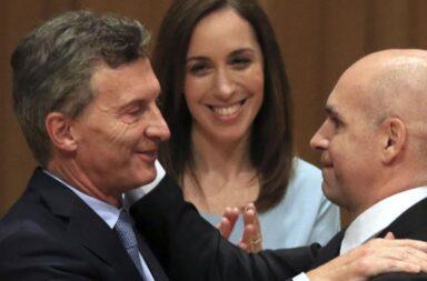Larreta y Macri