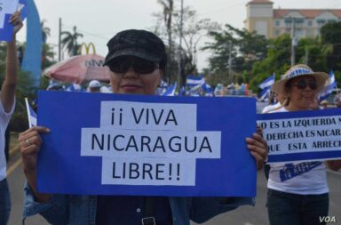 Argentina no firmó una declaración ante la ONU para exigir elecciones libres en Nicaragua
