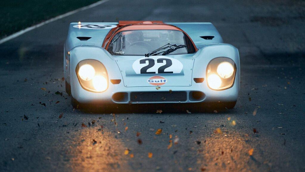 Sale a subasta un Porsche 917K de Le Mans que podría alcanzar los 18 millones de dólares