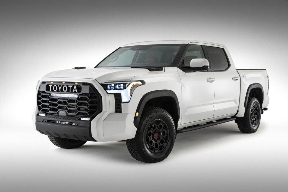 Tundra: La pick up full size de Toyota ¿Podremos ver alguna en Argentina?
