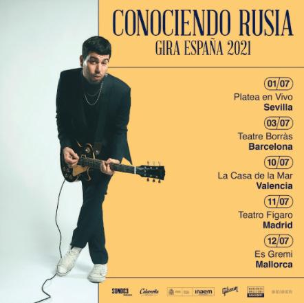 Conociendo Rusia gira por España