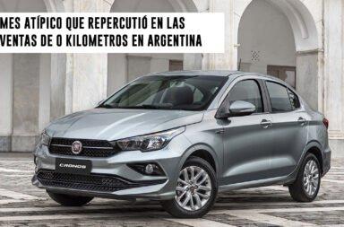 Mes atípico que repercutió en las ventas de 0 kilómetros en Argentina