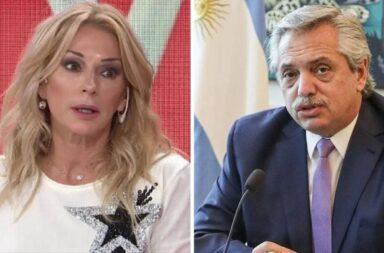 Yanina Latorre y el pedido a Alberto Fernández: