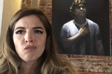 Dalma Maradona y su furia con el psicólogo Carlos Díaz: