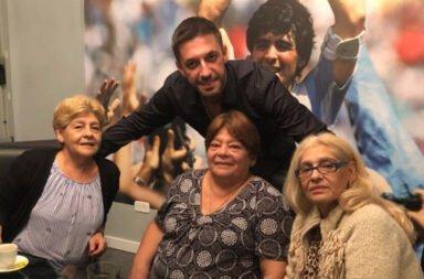 Maradona hermanas