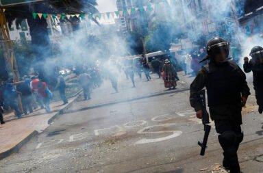 Bolivia golpe