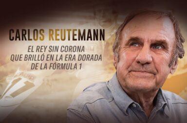 Reutemann: el rey sin corona que brilló en la era dorada de la Fórmula 1