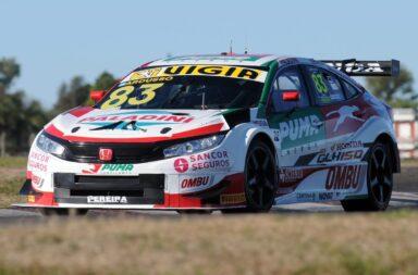 Ardusso se lució y se llevó la carrera del Súper TC2000 en Paraná