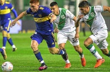 Boca, con juveniles, empató 0 a 0 ante Banfield