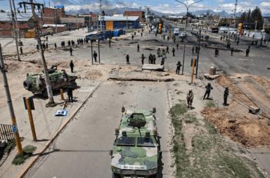 """El Gobierno argentino advirtió """"diferencias"""" entre la cantidad de armamento enviado a Bolivia y lo registrado por el Gobierno boliviano"""