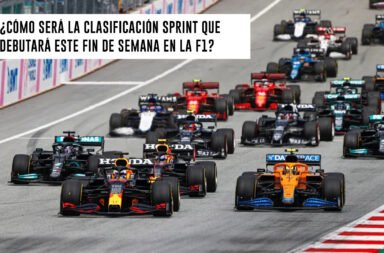 ¿Cómo será la clasificación sprint que debutará este fin de semana en la F1?