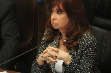 """Cristina Kirchner declara por la causa del Memorándum con Irán: """"quisieron poner un tribunal oral a dedo y esta causa es un disparate judicial"""""""