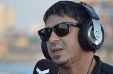 Las cinco canciones de su vida: Dany Jiménez