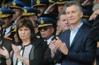Imputaron a Macri, Bullrich y Aguad por el contrabando de armas a Bolivia