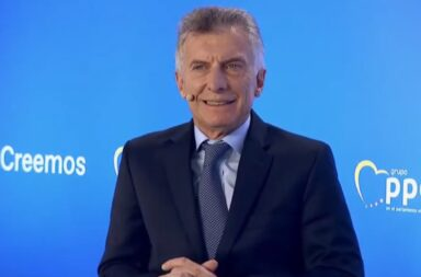 Macri sostuvo que el gobierno de Fernández será