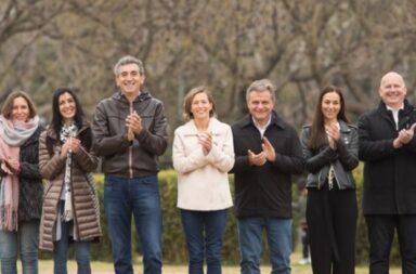 Randazzo presento la lista de candidatos con la cual competirá en provincia de Buenos Aires