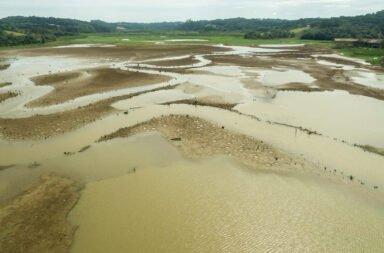 sequía paraná