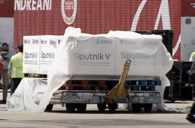 Partió esta madrugada un nuevo vuelo rumbo a Moscú para traer más vacunas Sputnik V