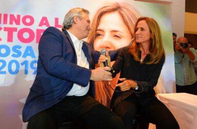 Victoria Tolosa Paz, la elegida por el Frente de Todos para encabezar la lista de Diputados nacionales en la provincia de Buenos Aires