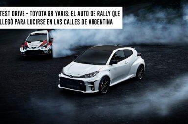 Test Drive – Toyota GR Yaris: El auto de Rally que llegó para lucirse en las calles de Argentina