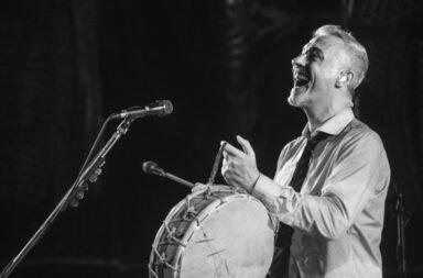 Pedro Aznar presenta su nuevo disco: 'Flor y Raíz'