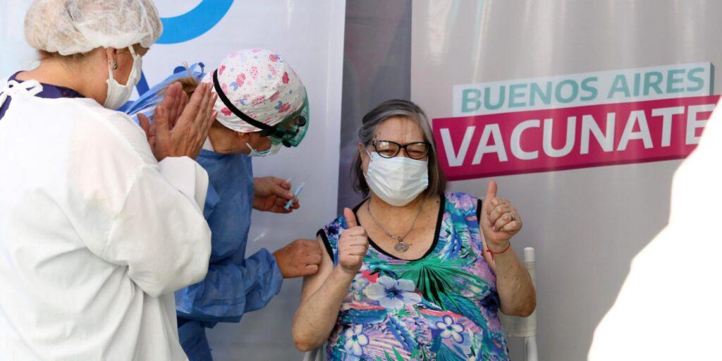 Ya hay 63 casos de la variante Delta en la provincia de Buenos Aires