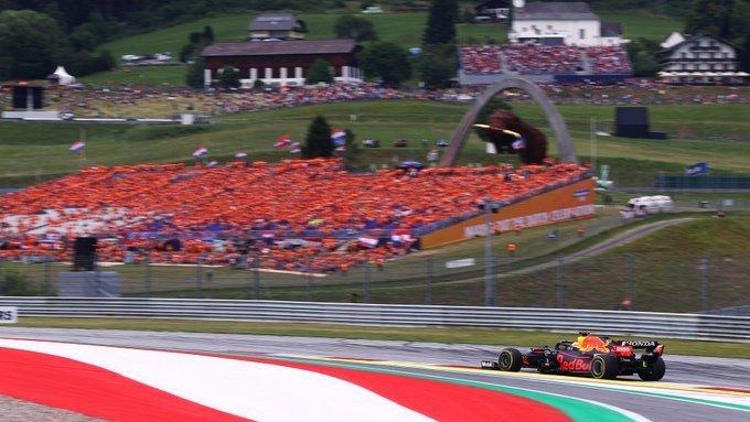 Verstappen volvió a brillar en Austria y se escapa en el campeonato