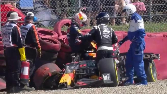 Esto es lo que costará el arreglo del Red Bull de Max Verstappen