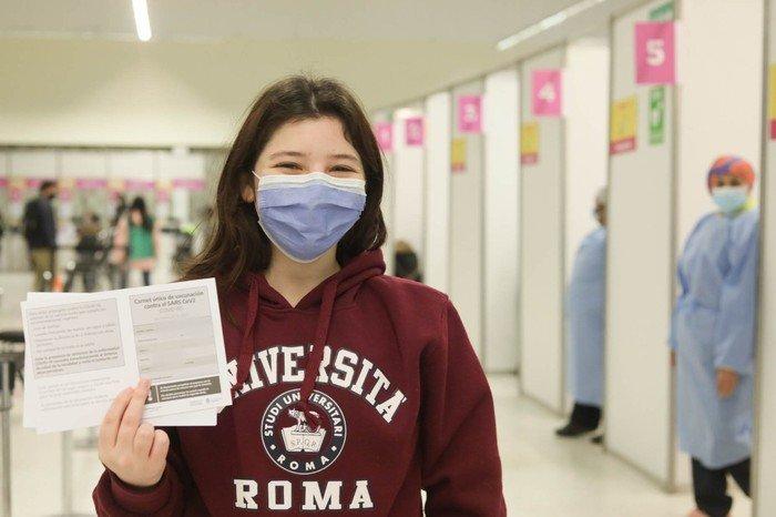 El Gobierno de la Ciudad de Buenos Aires abre la inscripción para la vacunación de adolescentes de 12 a 17 años con condiciones priorizadas