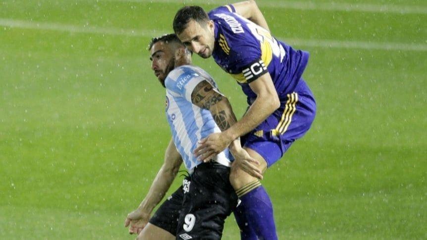 Boca no pudo con Argentinos