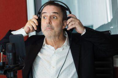 Mex Urtizberea volvió a las mañanas de la radio con un nuevo programa