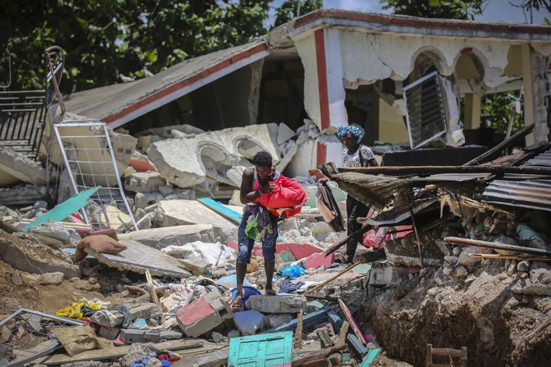 Haití sismo