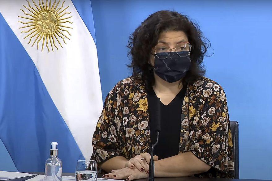 Vizzotti afirmó que el gobierno busca traer a los argentinos que están en el exterior