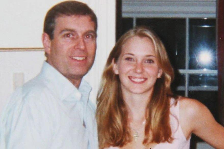Una víctima de Jeffrey Epstein denunció al príncipe Andrés por abuso sexual