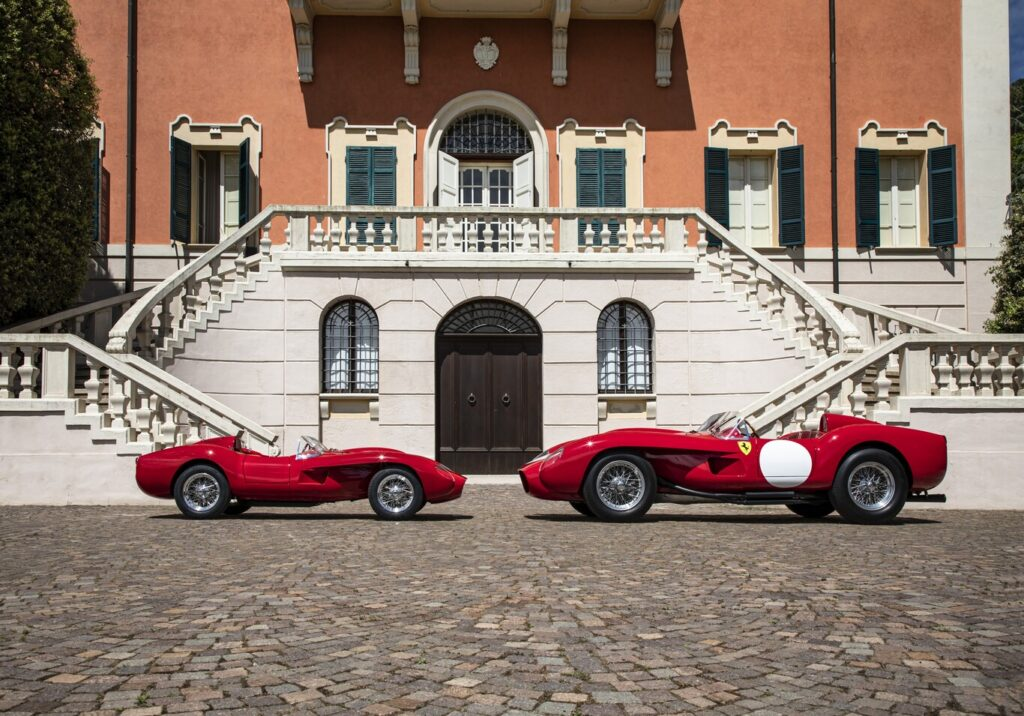 "La primera Ferrari eléctrica es una Testa Rossa ""junior"" de 100.000 euros"