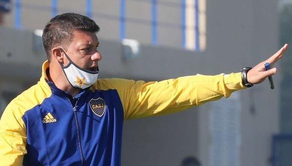 Russo dejó de ser el técnico de Boca