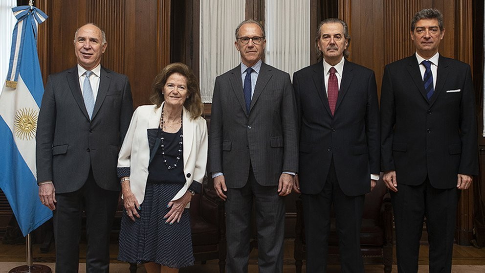 Corte Suprema presencialidad
