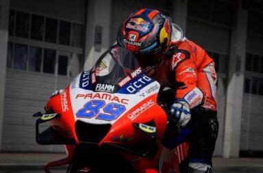 Jorge Martin brilló en Estiria y se quedó con su primer triunfo en el Moto GP