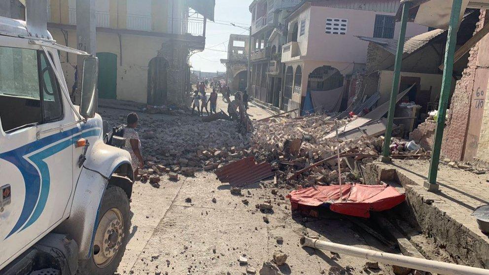 sismo Haití