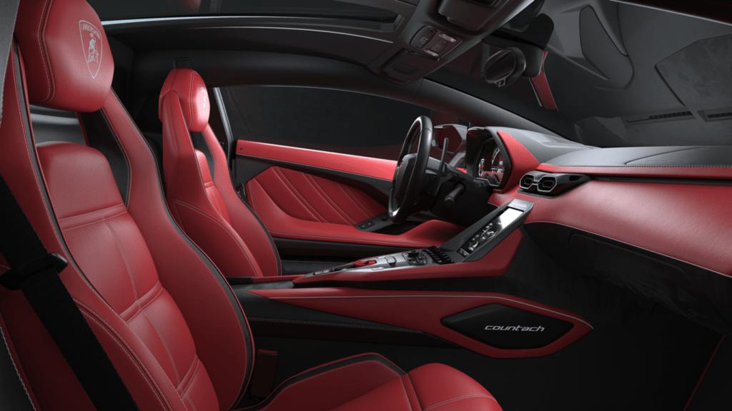 ¡Presentado oficialmente! Lamborghini reveló el nuevo Countach