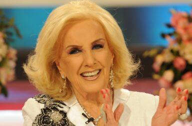 Ya se sabe quiénes serán los invitados en el regreso de Mirtha Legrand a la TV