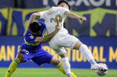 Boca y Racing empataron 0 a 0 en un mal partido