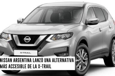 Nissan Argentina lanzó una alternativa más accesible de la X-Trail