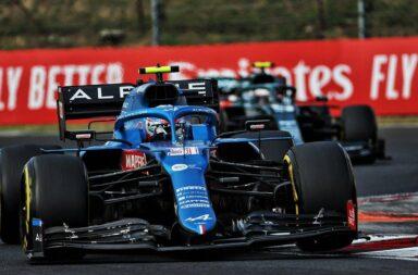 En una atípica carrera, Ocon se lució y se quedó con su primer triunfo en la F1