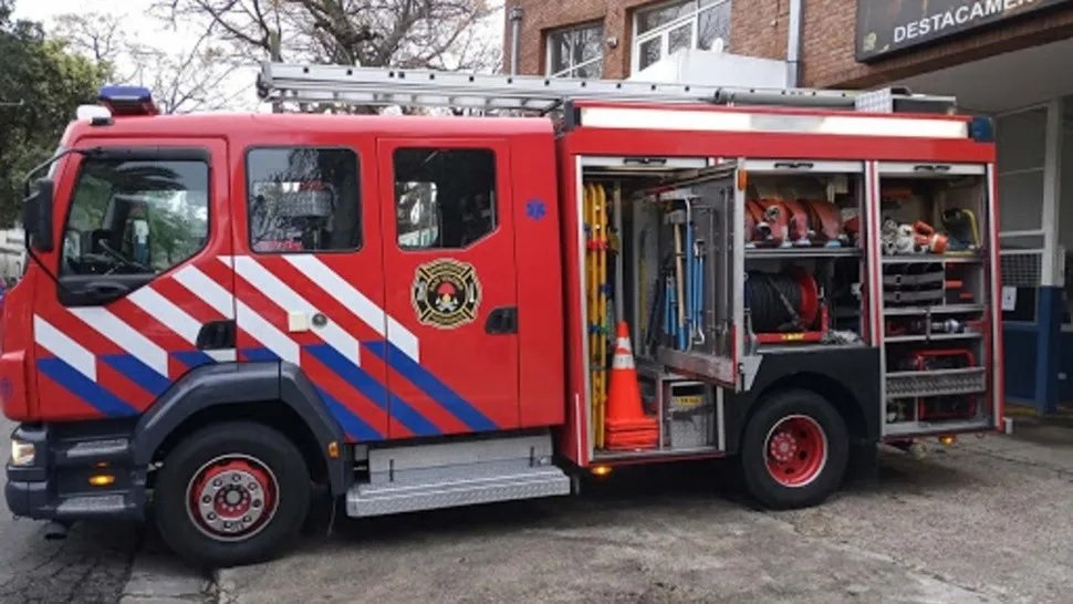 Otro incendio fatal: una mujer de 80 años murió al incendiarse su casa en Boulogne