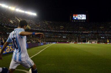Argentina Fútbol Monumental