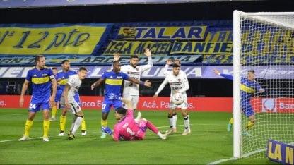 Boca empezó la era Battaglia con una victoria