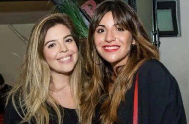 Dalma y Gianinna Maradona se defendieron por escrito en la causa por presunto hostigamiento a Morla: