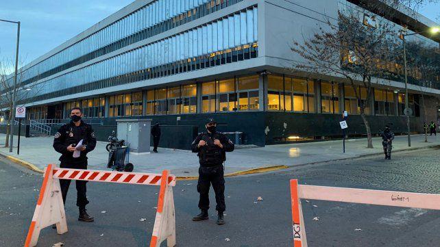 Centro de Justicia Penal de Rosario